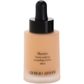 Armani Maestro lehký make-up odstín 6 SPF 15  30 ml
