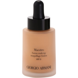 Armani Maestro lehký make-up odstín 7 SPF 15  30 ml