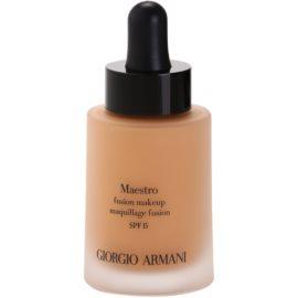 Armani Maestro lehký make-up odstín 7,5 SPF 15  30 ml