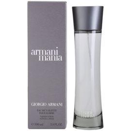 Armani Mania for Men toaletná voda pre mužov 100 ml