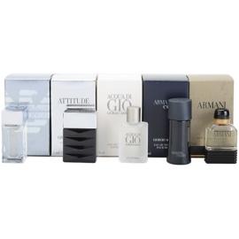 Armani Mini Geschenkset II.  Eau de Toilette 3 x 5 ml + 2 x 4 ml