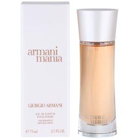 Armani Mania for Woman woda perfumowana dla kobiet 75 ml