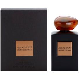 Armani Prive Ambre Eccentrico Eau De Parfum unisex 100 ml