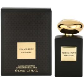 Armani Prive Rose D'Arabie Eau de Parfum unisex 100 ml