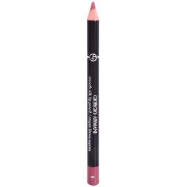 Armani Smooth Silk konturovací tužka na rty odstín 09 Pale Rapsberry 1,14 g