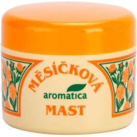 Aromatica Body Care alifie de galbenele pentru maini si picioare  50 ml