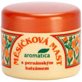 Aromatica Body Care ognjičevo mazilo s perujskim balzamom  50 ml