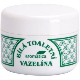 Aromatica Body Care bílá vazelína  100 ml
