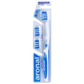 Aronal Dental Care szczoteczka do zębów + 2 głowice zapasowe medium