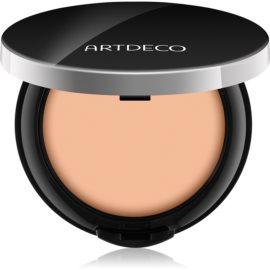 Artdeco Double Finish crema compacta culoare 10 Sheer Sand 9 g