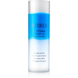 Artdeco Bi-Phase Make-up Remover Zwei-Phasen Make up-Entferner für Augen und Lippen  125 ml