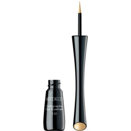 Artdeco The Art of Beauty eyeliner liquidi colore 12 Gold 2,5 ml