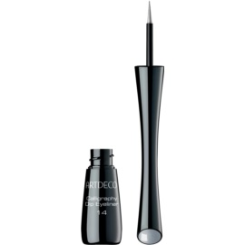 Artdeco The Art of Beauty eyeliner liquidi colore 14 Silver 2,5 ml