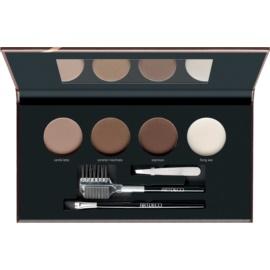 Artdeco Let's Talk About Brows Most Wanted Palette mit pudrigen Augenbrauenschatten Farbton 58282.2 Light/Medium 4 x 1,8 g