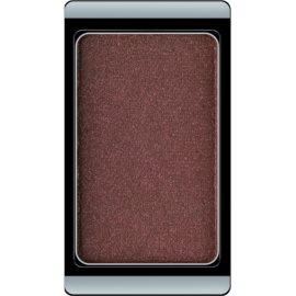 Artdeco Beauty of Nature Lidschatten mit Perlmutteffekt Farbton 130 Pearly Chocolate Truffle 0,8 g
