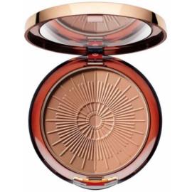 Artdeco Hello Sunshine Bronzing Powder Compact bronz puder odtenek 50 Almond 10 g