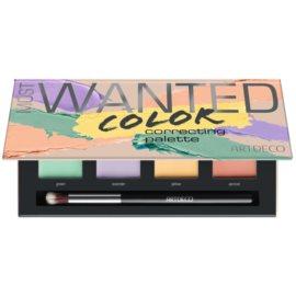 Artdeco Cover & Correct Most Wanted paleta korektorów przeciw niedoskonałościom skóry odcień 59023.1  4 x 1.6 g