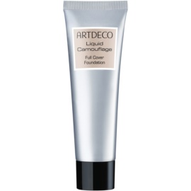 Artdeco Cover & Correct Foundation met Extreme dekking  Tint  4910.12 Light Apricot  25 ml