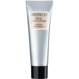 Artdeco Cover & Correct vízzel lemosható fedőmake-up testre árnyalat 491.17 Light Walnut  50 ml