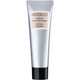 Artdeco Cover & Correct Foundation met Extreme dekking  Tint  4910.38 Summer Honey  25 ml