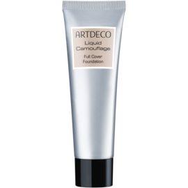 Artdeco Cover & Correct Make up mit extremer Deckkraft Farbton 4910.38 Summer Honey  25 ml