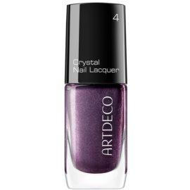 Artdeco Crystal Garden csillogó körömlakk árnyalat 5610.4 Purple Rain 10 ml