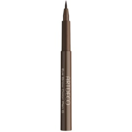 Artdeco Eye Brow Color Pen tekoče črtalo za obrvi odtenek 2811.6 Medium Brown 1,1 ml