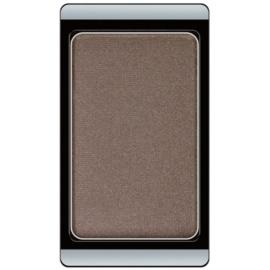 Artdeco Eye Shadow Matt matné oční stíny odstín 30.517 Matt Chocolate Brown 0,8 g