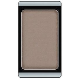Artdeco Eye Shadow Matt matné oční stíny odstín 30.520 Matt Light Grey Mocha 0,8 g