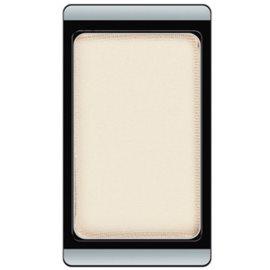Artdeco Eye Shadow Matt matné oční stíny odstín 30.554 Matt Natural Vanilla 0,8 g