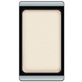 Artdeco Eye Shadow Matt matt szemhéjfestékek árnyalat 30.554 Matt Natural Vanilla 0,8 g