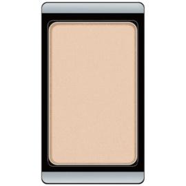 Artdeco Eye Shadow Matt Matter Lidschatten Farbton 30.555 Matt Pale Nude 0,8 g