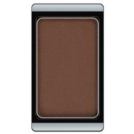 Artdeco Eye Shadow Matt matt szemhéjfestékek árnyalat 30.524 matt dark grey mocha 0,8 g