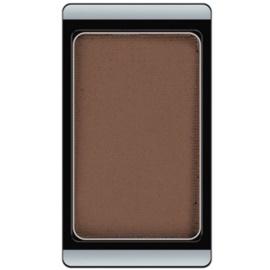 Artdeco Eye Shadow Matt матотви очни сенки цвят 30.527 Matt Chocolate 0,8 гр.