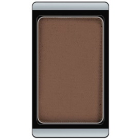 Artdeco Eye Shadow Matt mat senčila za oči odtenek 30.527 Matt Chocolate 0,8 g