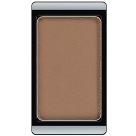 Artdeco Eye Shadow Matt matowe cienie do powiek odcień 30.530 Matt Chocolate Cream 0,8 g