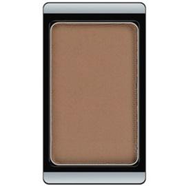 Artdeco Eye Shadow Matt matné oční stíny odstín 30.530 Matt Chocolate Cream 0,8 g