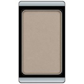 Artdeco Eye Shadow Matt матотви очни сенки цвят 30.514 Matt Light Grey Beige 0,8 гр.