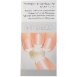 Artdeco French Manicure šablony pro francouzskou manikúru  40 Ks