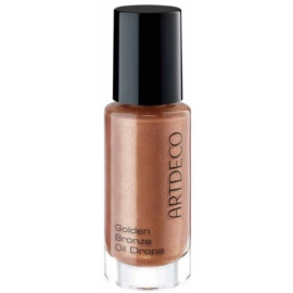 Artdeco Hello Sunshine Golden Bronze Oil Drops feuchtigkeitsspendendes Öl zum bronzieren  13 ml