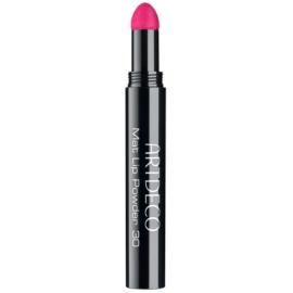 Artdeco Hypnotic Blossom batom mate em pó tom 135.30 Vibrant Pink 4 g