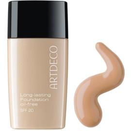 Artdeco Long Lasting Foundation Oil Free make-up árnyalat 483.04 Light Beige 30 ml