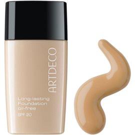 Artdeco Long Lasting Foundation Oil Free make-up árnyalat 483.25 Light Cognac 30 ml