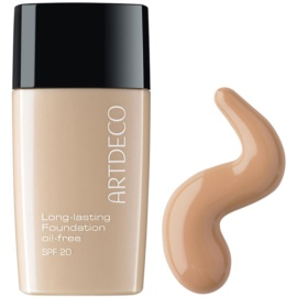 Artdeco Long Lasting Foundation Oil Free make-up odstín 483.35 natural wheat 30 ml