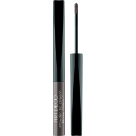 Artdeco Let's Talk About Brows pudra  pentru sprancene culoare 58281.1 Dark  1,2 g