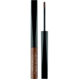 Artdeco Let's Talk About Brows pudra  pentru sprancene culoare 58281.3 Brunette  1,2 g