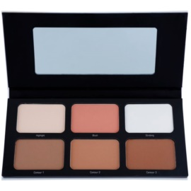 Artdeco Most Wanted palette contouring colore 1 Cool 6 x 4,3 g