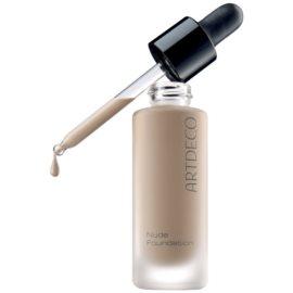 Artdeco Nude Foundation fondotinta leggero in gocce per un look naturale colore 65 Ivory Chiffon 20 ml