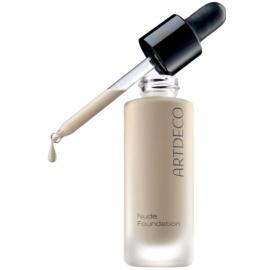 Artdeco Nude Foundation lahki tekoči puder v obliki kapljic za naraven videz odtenek 80 Honey Chiffon 20 ml