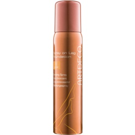 Artdeco Paradise Island Bronzing Spray For Legs Color 438.5 Sun Tan  100 ml